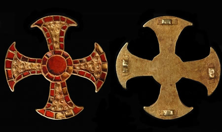 Garnet Cross