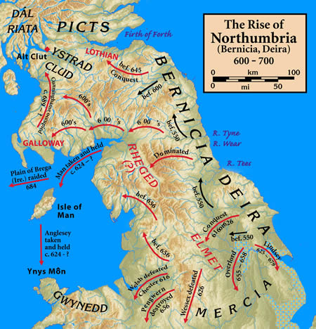 Rise of Northumbria