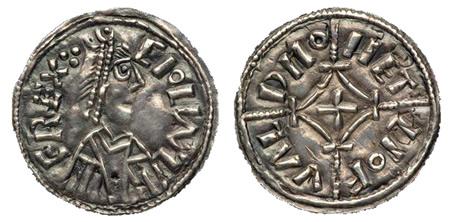 Ceolwulf II, London mint, Leofweald moneyer