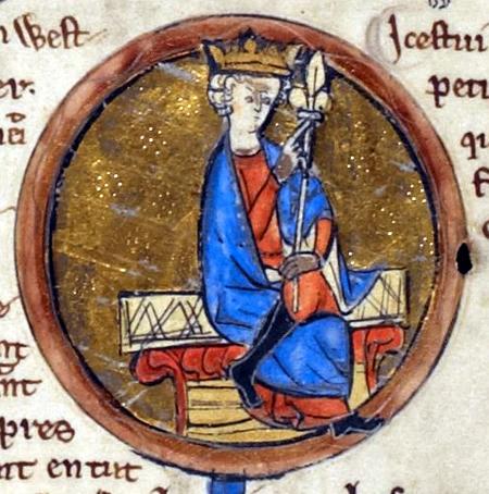 Ecgberht, Genealogical Chronicle of the English Kings