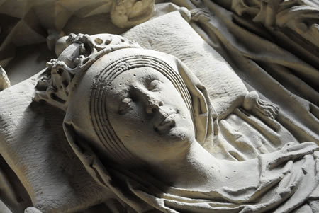 Queen Eadgyth's Sarcophagus, Madgeburg Cathedral