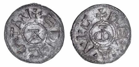 aethelstan 1 coins
