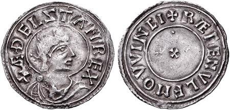 Æþelstan penny, Winceastre mint, Reinulf moneyer