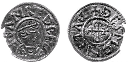 Eanred coin